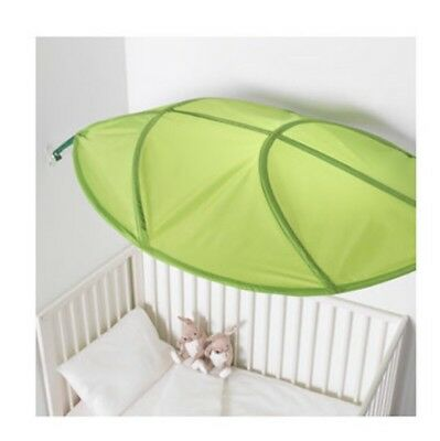 IKEA LOVA LÖVA Green Leaf Children's Bed Canopy/903.384.03/Brand New