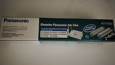Genuine Panasonic Ink Film Kx-Fa92