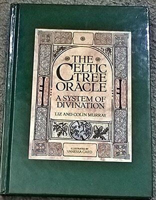 The Celtic Tree Oracle: System of Divination (Rider) by Murray, Colin Hardback