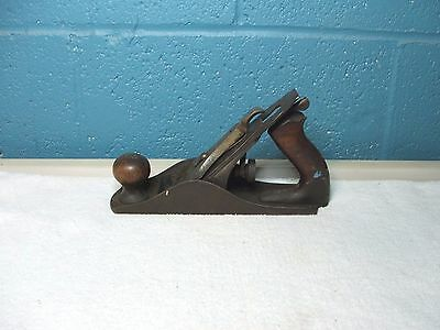 Vintage Planer - Woodworking Tool Marked - No. 5 -  Made In U.s.a.