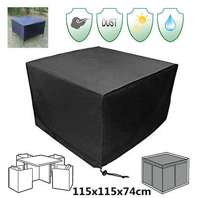 Outdoor Garden Patio Yard Waterproof Cube Furniture Table Chair Cover Protection