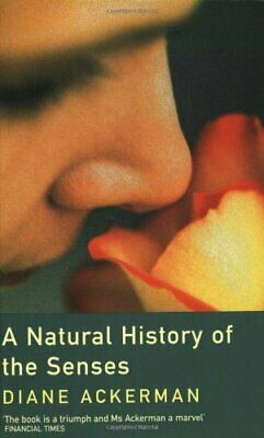 A Natural History of the Senses by Ackerman, Diane Paperback Book The Cheap Fast