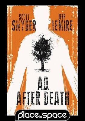 Ad After Death - Hardcover