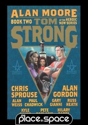 Tom Strong  Book 02 - Hardcover
