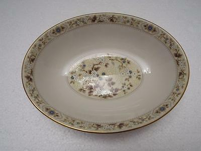 "Vintage Mandalay Tc1079 By Royal Doulton 9"" Vegetable Oval Bowl"