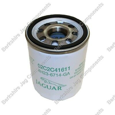 Jaguar S Type Late Oil Filter V8 C2C41611 Genuine Jaguar