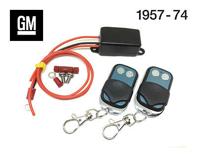 Electronic Ignition Conversion Kit & Wireless Kill Switch comes w/Pertronix 1181