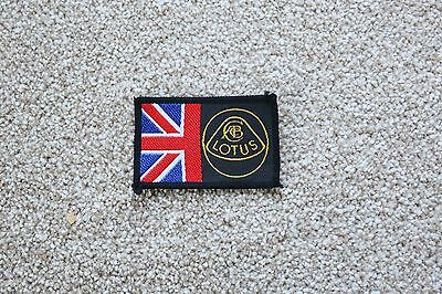 Lotus badge in excellent condition