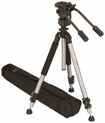 67-Inch Video Camera Tripod with Bag