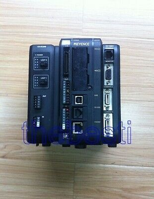 1 PC Used Keyence CV-5501 In Good Condition