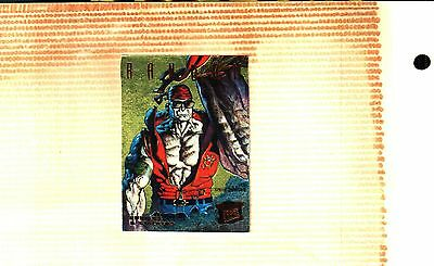1995 Fleer Ultra X-Men Hunters & Stalkers  Insert Card # 4 RANDOM EX. to NM