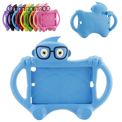 Kids Child Shockproof EVA Foam Stand Case Cover for iPad Mini 1 2 3 4 Tablets