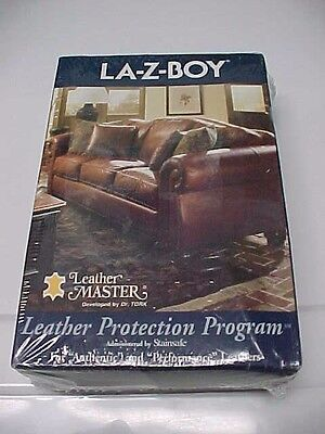 LA-Z-BOY Leather Protection Recliner Chair Kit Authentic Dr Tork Stainsafe New