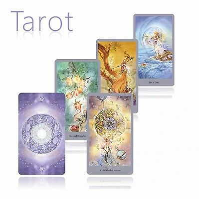 2017 English Shadow Escapes Tarot Cards Quality Board Game Playing Cards Party