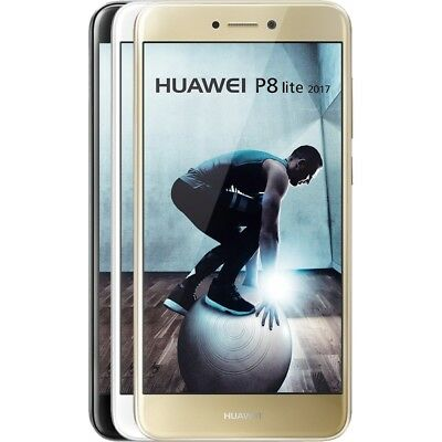 Huawei P8 Lite 2017 Android Smartphone Handy ohne Vertrag LTE/4G Octa-Core WOW!
