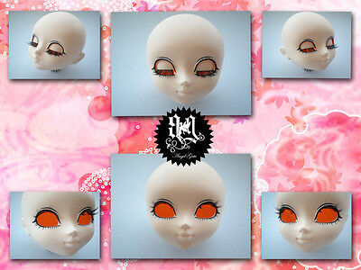 AngelGate Girl DollHead with eyes line 30%OFF Promotion only 20pcs limited