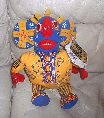 Walt Disney - The Lion King - Trickster From Stageshow  - Soft Toy - (1)