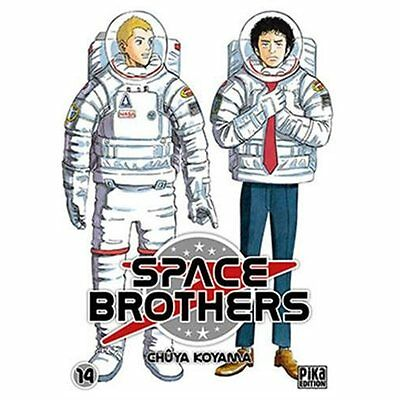 Manga - Space Brothers T14