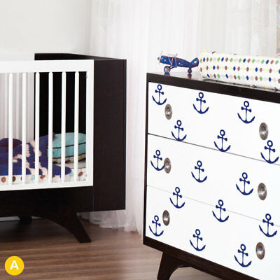Harriet Bee Gretchen Anchors Aweigh! Wall Sticker/Decal