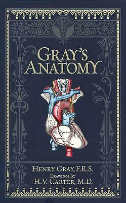 Gray's Anatomy by Henry Gray (English) Hardcover Book Free Shipping!