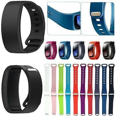 Silicone Replacement Band Strap Wristband For Samsung Gear Fit 2 & Fit2 Pro R360