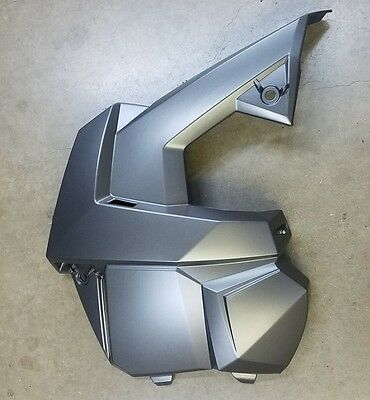 Polaris Snowmobile Right Hand Side Panel Axys 5451231-632 NEW
