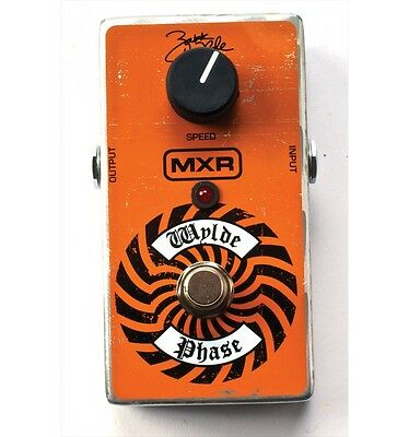MXR Wylde Phase ZW90 - Pédale phaser guitare
