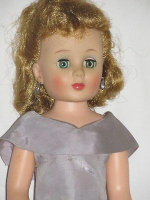 "Vintage 20"" American Character Sweet Sue Sophisticate Fashion Doll, Extra Dress"