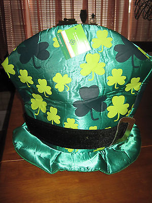 Fun St Patricks Day hats shamrock party (K3)