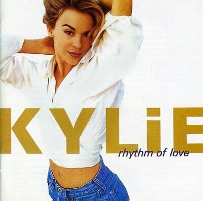 Kylie Minogue - Rhythm Of Love - Kylie Minogue CD A5VG The Cheap Fast Free Post