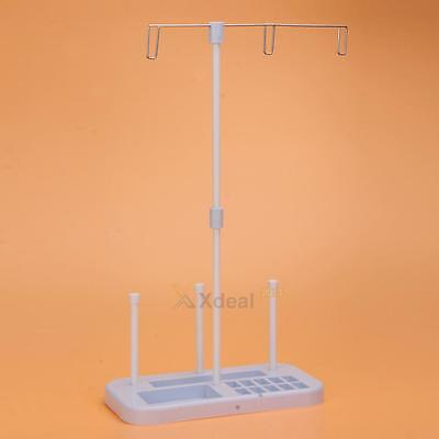 Thread 3 Spool Holder Stand Rack Sew Quilting for Household Sewing Machine Tools