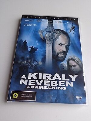 In the Name of the King: A Dungeon Siege Tale (2006) Region 2 PAL DVD