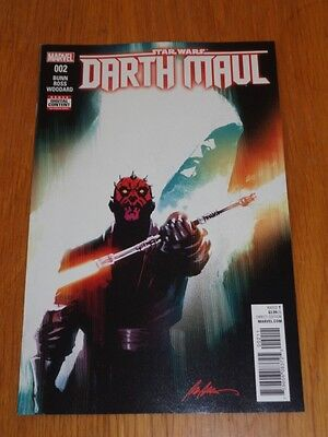 Star Wars Darth Maul #2 Marvel Comics Vf (8.0)