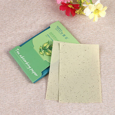 480 Sheets Facial Blotting Paper Oil Absorbing Tissues Face Skin Care