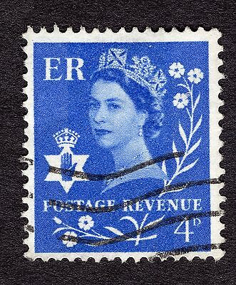 Northern Ireland SG NI2 4d Ultramarine GOOD Used R30652