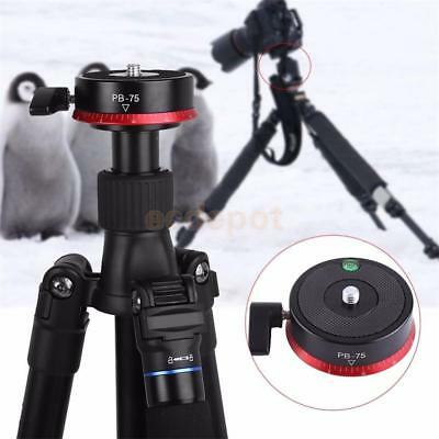360 Degree Swivel Panoramic Gimbal Tripod Ball Head 3/8inch Screw for Camera