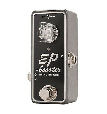 Xotic EP-Booster guitare