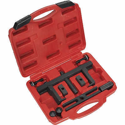 Sealey 12 Piece Crankshaft Pulley Removal Tool Kit