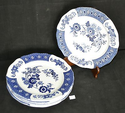 ThriftCHI ~ (7) Royal Staffordshire Cathay Ironstone J&G Meakin England Plates