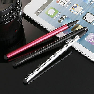 2 in1 Universal Stylus For iPhone iPad Phone Stylish Touch Screen Pen