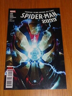 Spiderman 2099 #22 Marvel Comics Nm (9.4)