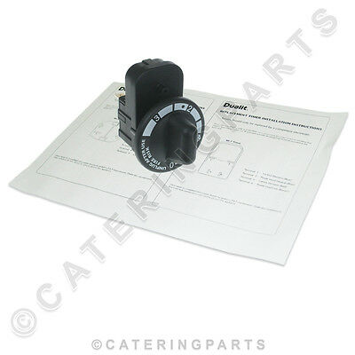 Dualit Toaster 4 Minute Timer Control Genuine Part Inc Wiring