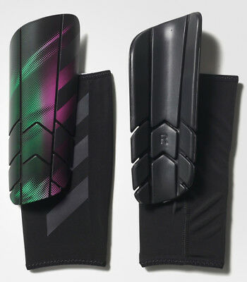 Adidas ghost pro magnetic storm Parastinchi Shin Guard Pads Uomo