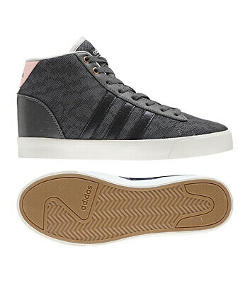 size 40 7a257 8663e Adidas Scarpe Sneakers Trainers Sportive Tennis CLOUDFOAM DAILY QT MID W  Donna