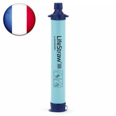 LifeStraw Filtre à eau personnel randonnée, backpacking, camping