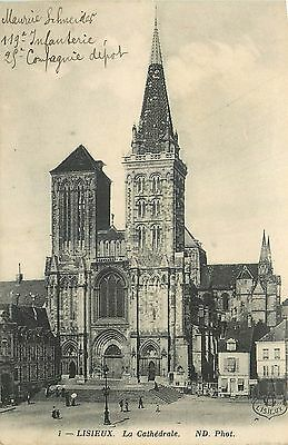 lisieux cathedrale