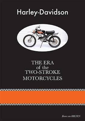 BOOK ´´HARLEY-DAVIDSON - ''THE ERA OF THE TWO-STROKE MOTORCYCLES'' (Aermacchi)