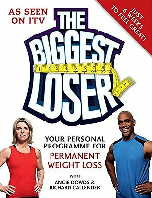 Very Good 0600622711 Paperback The Biggest Loser Personal Programme (Diets) Haml