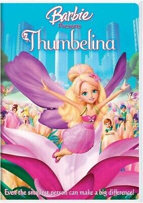 Barbie Presents: Thumbelina (REGION 1 DVD New)