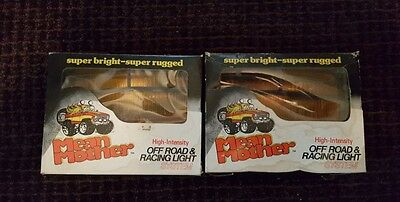 Mean Mother  Mh-101 Amber High Intensity Off Road Light System